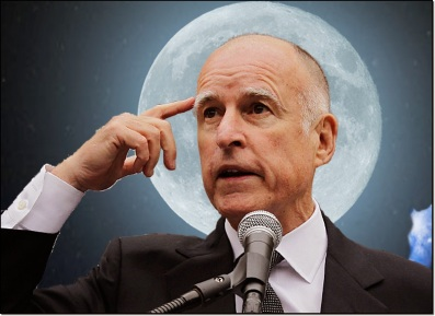 Image result for jerry brown moonbeam